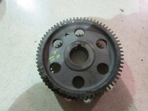Perkins 1104c 44 Camshaft Cam Gear Diesel Engine 1104 Caterpillar 3054 Jcb