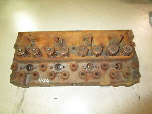 Perkins 4 236 Cylinder Head Recon Diesel Engine 4 236 Massey Ferguson Lincoln