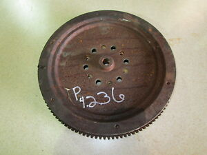 Perkins 4 236 Flywheel Diesel Engine 4 236 Massey Ferguson Lincoln