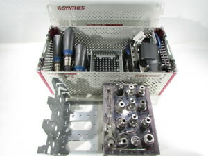 Synthes Battery Power Line 23 Pieces Set