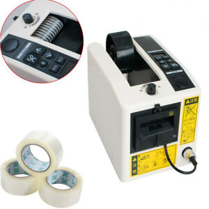 Portable Automatic Tape Dispensers Adhesive Tape Cutter Packaging Machine Led18w