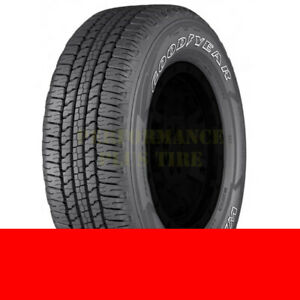 Goodyear Wrangler Fortitude Ht 265 75r16 116t Owl Quantity Of 2