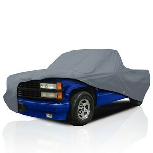 csc Waterproof Compact Truck Cover For Jeep Comanche Pickup Truck 1985 1992