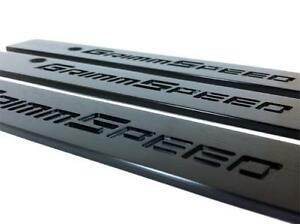 Grimmspeed License Plate Delete Plates For 06 14 Subaru Wrx Sti 094051