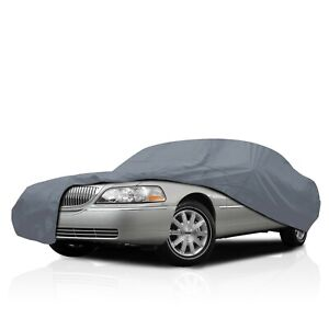Chrysler Concorde 1998 1999 2000 2001 2002 Ultimate Hd 5 Layer Car Cover
