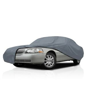 csc Saab 9 3 Viggen Hatchback 1998 1999 2000 2001 2002 4 Layer Car Cover