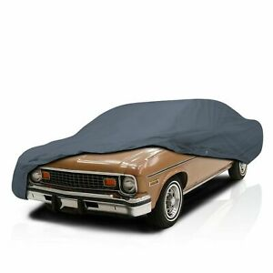 csc 4 Layer Full Car Cover For Chrysler Imperial 4 dr 1967 1968 1969