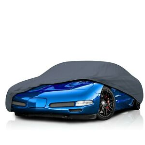 csc 4 Layer Car Cover For Chevy Corvette C3 1969 1970 1971 1972 1973 1974 1982