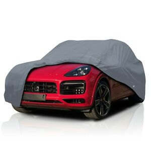 Ultimate Hd 5 Layer Waterproof Full Car Cover For 2008 Porsche Cayenne S Turbo