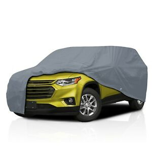 Jeep Grand Cherokee 2011 Ultimate Hd 5 Layer Car Cover