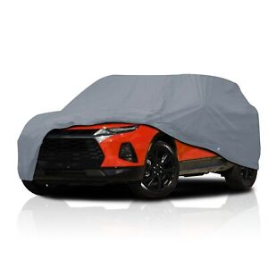 csc Waterproof 5 Layer Full Car Cover For Jeep Grand Cherokee Suv 2007 2009