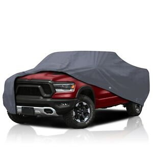 Csc 4 Layer Full Truck Cover For Dodge Ram 1500 Club Quad Cab Short Bed 1996