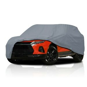 Jeep Grand Cherokee 2009 Ultimate Hd 5 Layer Car Cover