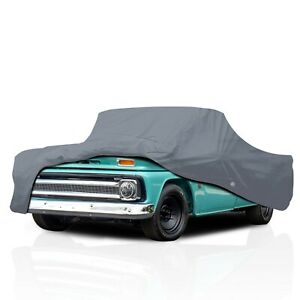 csc 4 Layer Full Pickup Truck Car Cover For Gmc C k Standard Cab Long Bed 1969