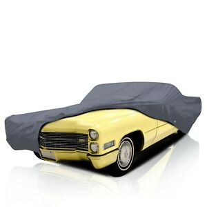 csc 5 Layer Car Cover For Cadillac Fleetwood 1965 1966 1967 1968 1969 1970