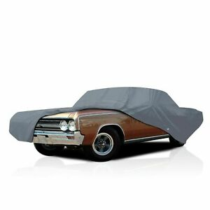 Full Car Cover Chevy Monza 2 2 Hatchback 1981