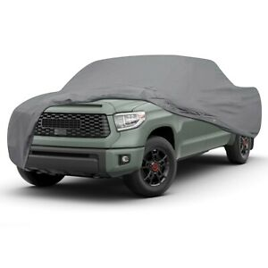 Full Truck Cover 4 Layer Toyota Tundra Crewmax Cab 2010
