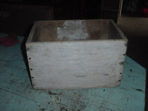 Vintage Shipping Wood Ammo Box Chest 14x9x9 Crate Super 2 3 4 Long Range Load