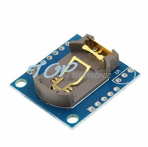 2pcs I2c Rtc Ds1307 At24c32 Real Time Clock Module Without Battery