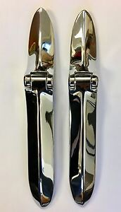1937 1939 Plymouth Dodge Desoto Chrysler Trunk Hinges Beautiful Reproduction