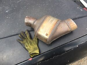 Scrap Catalytic Converter For Recycle Import