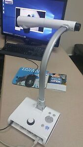 Pristine Genuine Elmo Elmo Tt 02rx Document Camera Epson Projector Set A Deal