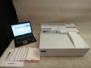 Perkin Elmer Lambda 40 Uv vis Spectrophotometer W Pc And Software