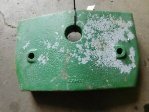 John Deere 320 40 430 Tractor Front Add On Weight M2547t 78318