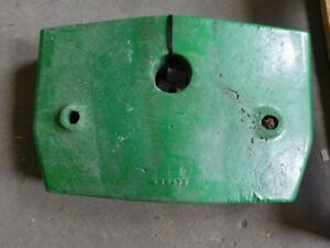 John Deere 320 40 430 Tractor Front Add On Weight M2547t 78321