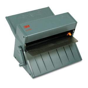 Scotch Heat free Laminator 12 Wide 1 10 Maximum Document Thickness Ls1000vad