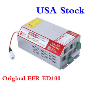 Usa Original Efr Es100 Power Supply Pfc Function For F4 Zs1450 Co2 Laser Tube