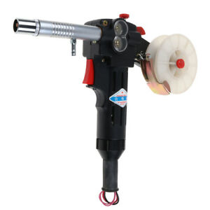 Miller Mig Spool Gun Push Pull Feeder Aluminum Welding Torch Without Cable 180a