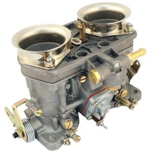 40 Idf Downdraft Carb Carburetor With Extended Fuel Bowl Weber Decade Empi Style