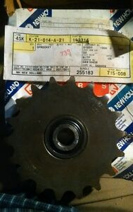 New Holland Drive Sprocket 163314 Fits Hay Balers 847