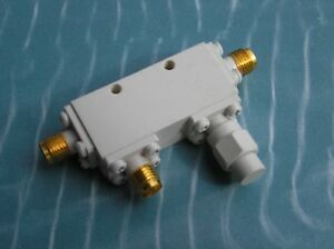 Broadwave Directional Coupler 12 4 18 Ghz 10 Db 50 Watts Sma Female