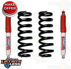 Skyjacker 2 Lift Kit W hydro Shocks For 80 96 Ford Bronco f150 f250 f350 2wd