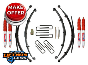 Skyjacker T303pks n 3 Lift Kit W nitro Shocks For 1980 Toyota Pickup