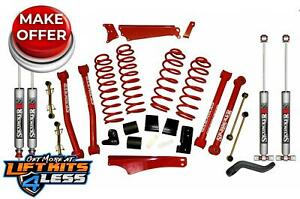 Skyjacker Jk401kcr m 4 Lift Kit W m95 Shocks For 07 18 Jeep Wrangler Jk 2wd 4wd