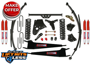 Skyjacker 236rhks an 6 Lift Kit W nitro Shocks For 83 97 Ford Ranger 4wd Gas