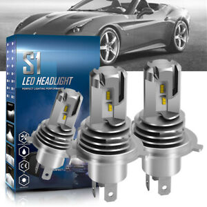 2x 9006 Hb4 Led Headlight Bulbs Conversion Kit Headlamp 1150w 172500lm White Gd