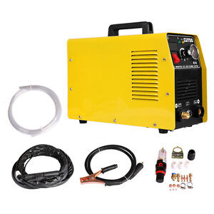Electric Air Plasma Cutter 50amp Digital Inverter Cutting Machine Cut50 Portable