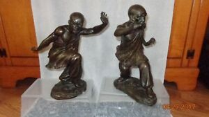 Antique Chinese Bronze Figures