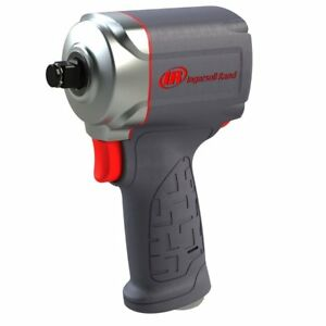Air Impact Wrench 1 2in Drive Garage Automotive Shop Compact Hand Tool 450ft lb
