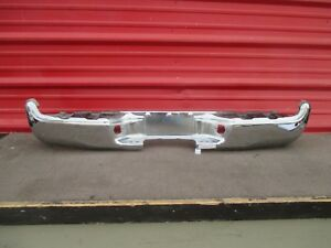 Toyota Tacoma Rear Chrome Bumper 2005 2006 07 08 2009 2011 2012 2013 2014 15 Oem