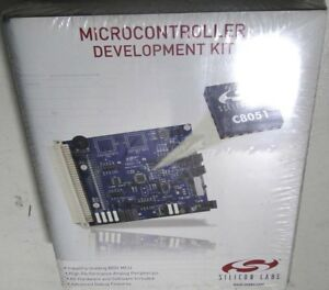 Microcontroller Development Kit C8051f370 a dk Silicon Labs