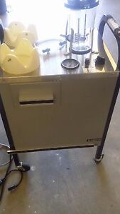 Gomco Model 3830 Uterine Aspirator Unit As Pictured Working Good Condition