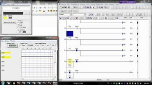 Plc Ladder Logic Programming Automation Training Course Software W Examples Cd