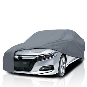 Csc 5 Layer Full Car Cover For Honda Civic Dx Coupe 1992 1993 1994 1995