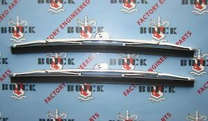 1949 1953 Buick Special Super Roadmaster Windshield Wiper Blades 11 Pair