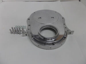 Bbc Polished Aluminum Timing Chain Cover 396 427 454 502 Fits Gen 4 65 90